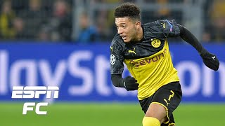 Would Jadon Sancho choose Manchester United over Chelsea? | Transfer Rater