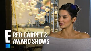 Kendall Jenner Admits Being Open About Acne Isn't Easy | E! Red Carpet & Award Shows