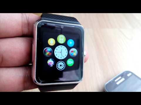 GT08 Smart Watch จบเหมือนกัน มีกล้อง ใส่ซิมได้ด้วยนะ !!!