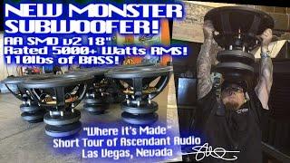 New Monster SMD v2 18