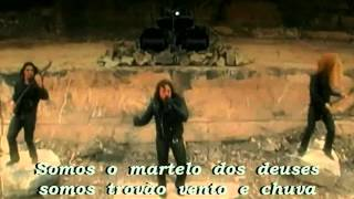 warrior of the world united   manowar   legendado HD  gg