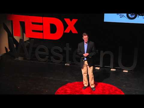 The Future of Authority: Hacking Reality: Jesse Hirsh at TEDxWesternU