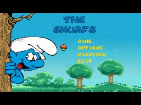 The Smurfs gameplay (PC Game, 1994) thumbnail