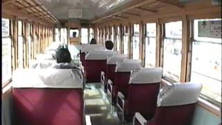 名鉄 揖斐線 モ510形(丸窓電車)