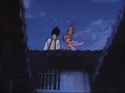 Rurouni Kenshin Dub Comparison - Monkeys, Cats, and Birds vs Cicadas