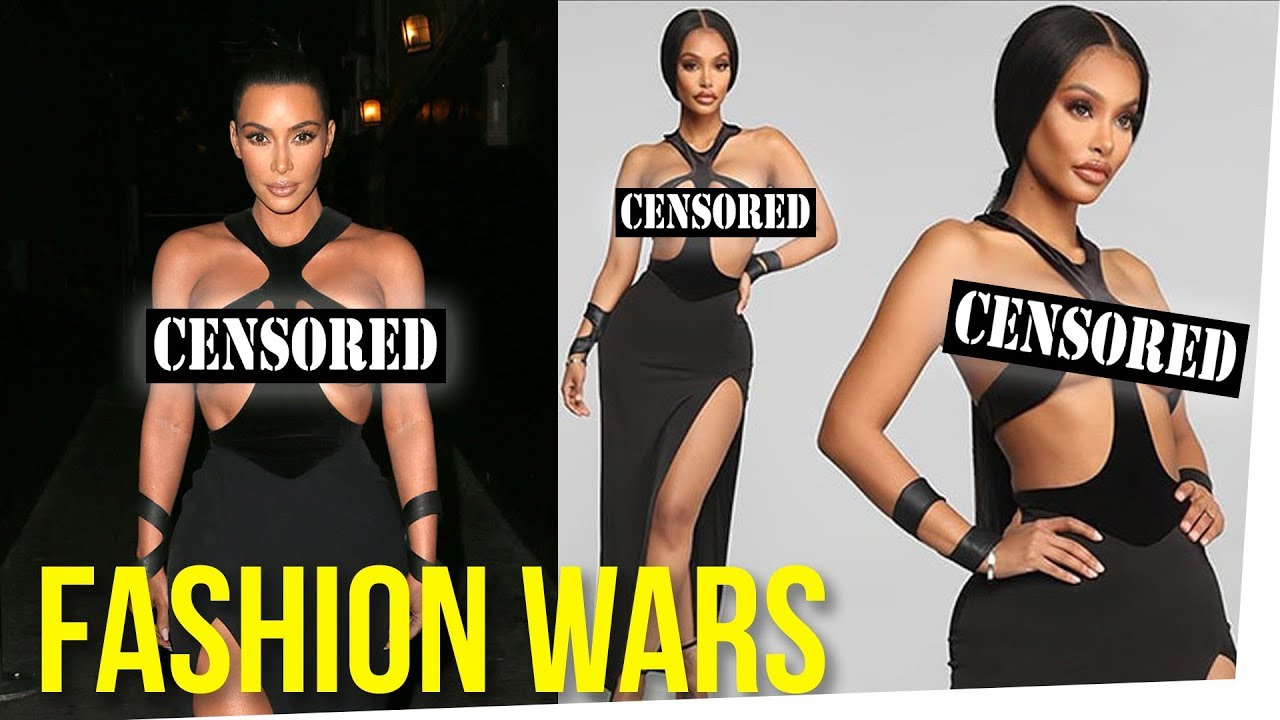 "Kim Kardashian Sues ""Style Copycat"" Website  #Trend"