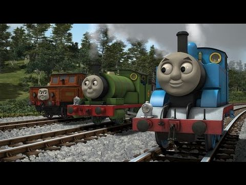 Thomas & Friends: The Complete Seventeenth Season - DVD (Disc 1)