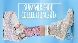 夏の靴コレクション♡ Summer shoe collection♡2017