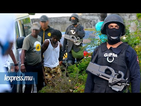 Goodlands: 175 doses de drogue synthétique saisies, quatre arrestations