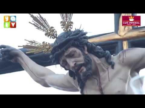 Salida de La Misericordia Semana Santa Algeciras 2019 Viernes Santo