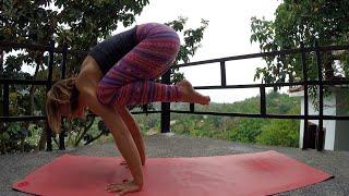 How To Do Bakasana (Crow Pose)