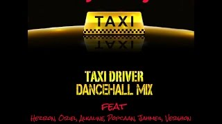 DJ KENNY TAXI DRIVER DANCEHALL MIX APR 2016