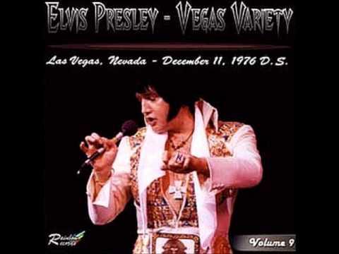 Elvis Presley  -Vegas Variety Volume 9 - December 11 1976 Full Album