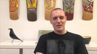 Paul D'Elia (Tear It Up, Rough Kids) - Touring interview [DETOUR comedy film]