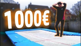 I BOUGHT A EUROTRAMP ! 1000€