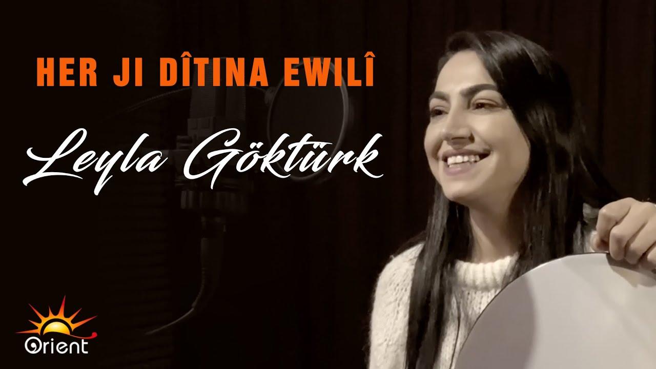 Leyla Göktürk - Her Ji Dîtina Ewilî [Zindî / Live Performance]