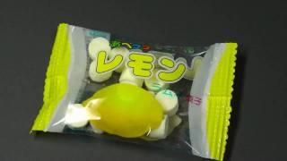 くだものラムネ (レモン)