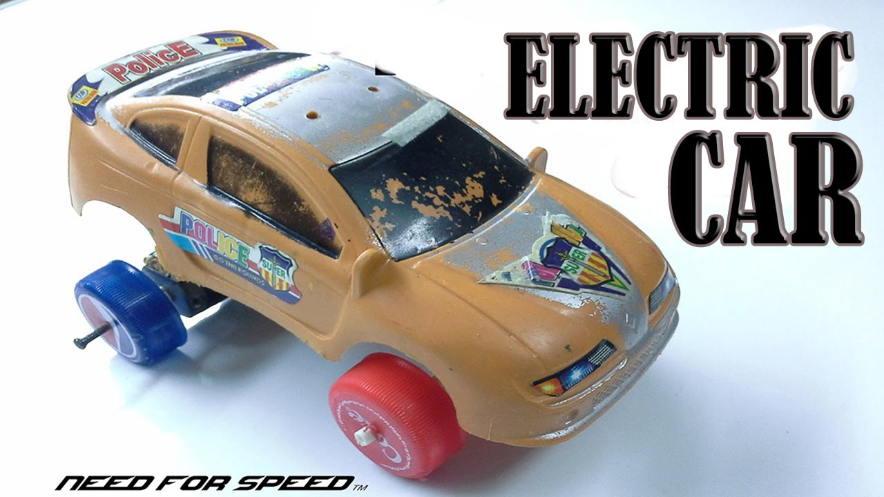 How To Make A Mini Electric Car D By Usb Cable Homemade Tutorial You