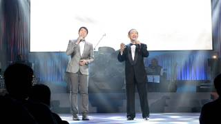 "Richard Poon and Jose Mari Chan performs ""Beautiful Girl"""