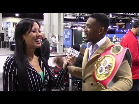 """DANNY JACOBS ON CANELO: """"WHEN I BEAT HIM, I'LL GIVE GGG A REMATCH."""" WANTS TO BE LIKE ALI"""
