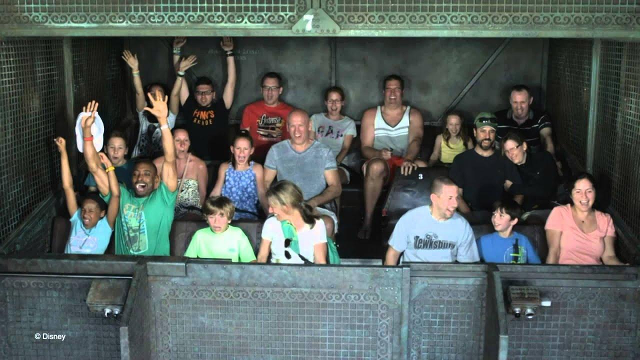 Hollywood Studios Tower Of Terror Orlando 2015 Youtube