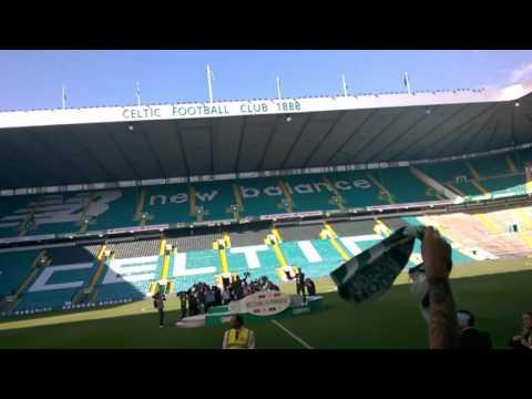 Brendan Rodgers at paradise