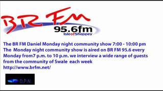 Brfm Interview Kent Police Marine Unit February 2012 Daniel Monday Night Community Show