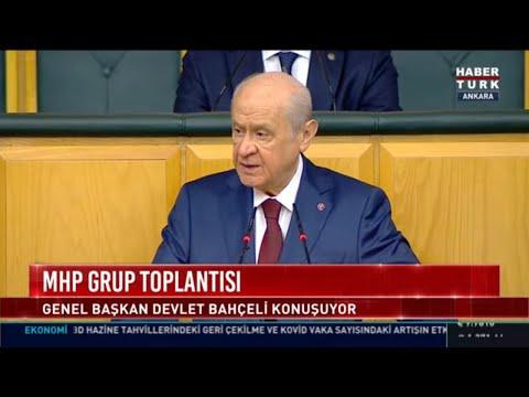 MHP Genel Başkanı Devlet Bahçeli, partisinin grup toplantısında konuşuyor #CANLI