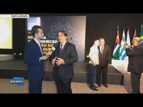 GRANDE ABC NOTÍCIAS   28 06 17 Inauguração Consórcio GABC em Brasília