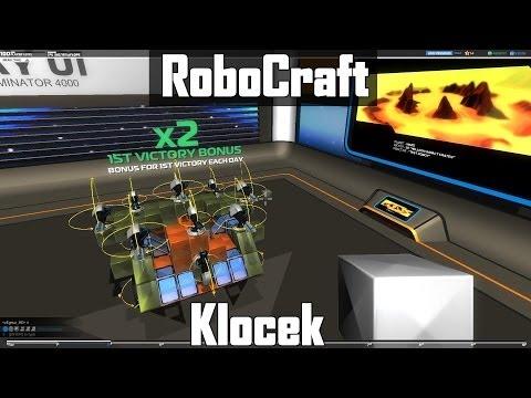 """Zagrajmy w RoboCraft # 02 """"Nowy patch + mój klocek :D ..."""