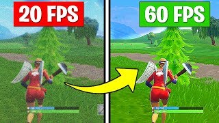 How to Get MORE FPS in Fortnite Season 5 - BOOST your Performance Increase Your FPS, LAG, CRASH FIX