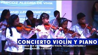 Concierto violin y piano (parte 2)