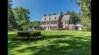 Sophisticated Estate in Bethlehem, Pennsylvania | Sotheby's International Realty