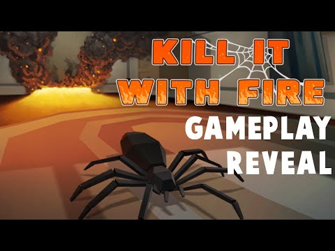 Announcing Kill It With Fire: Gameplay Reveal