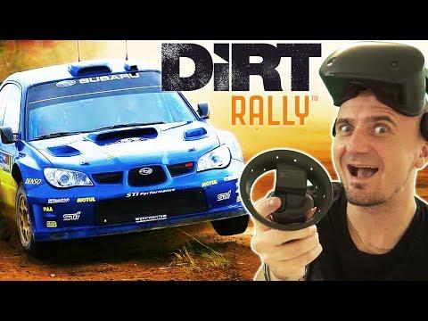 STILL THE BEST VR RALLY RACING SIMULATOR? | DiRT Rally VR Samsung Odyssey