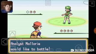 Pokemon fire red chain monolocke part 13 Freaking Koga is a Jerk