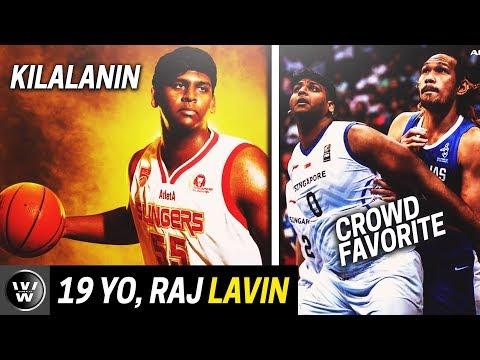 Ang 19yo PRO Player ng Singapore | Raj Lavin, Kilalanin! | Crowd Favorite