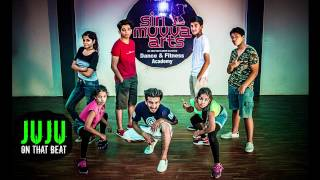 JUJU ON THAT BEAT - Zay Hilfigerrr - Zayion McCall - Dance Cover - Daksh Dhawan - Siri Muvva Arts