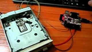 FLOPPY SOUNDS WITH DUINOMITE