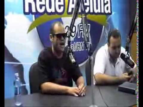 Mano Djalma - Ao vivo (Radio Rede Aleluia 102,9 FM - Natal/RN)