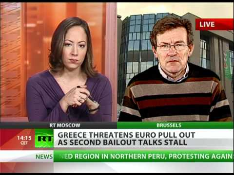 Greece wants out of Eurozone. Now!