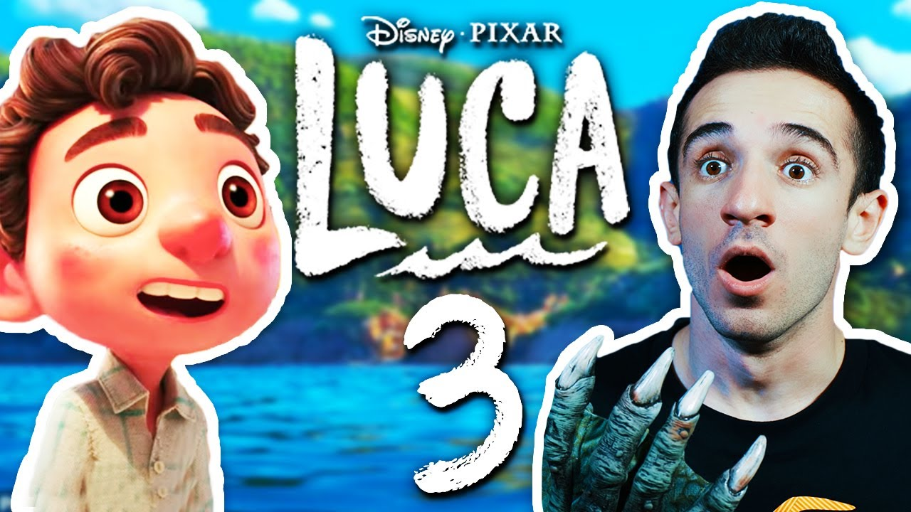 Download LUCA IN REAL LIFE 3!