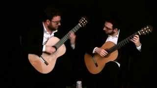 Violentango - Astor Piazzolla - 90100 Guitar Duo