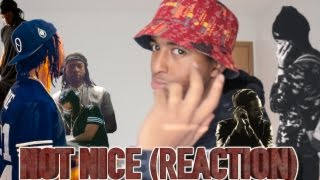 PartyNextDoor - Not Nice (Reaction/Review)