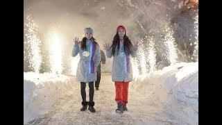 Евгения Медведева и Алина Загитова вернулись на свой каток