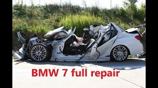 BMW 7 Amazing full repair