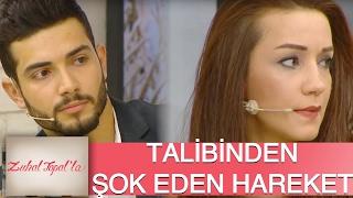 Zuhal Topal'la 120. Bölüm (HD) | Ali'nin Talibi Hilal Paravan Açılırken Öyle Bir Şey Yaptı ki... 2017 Video