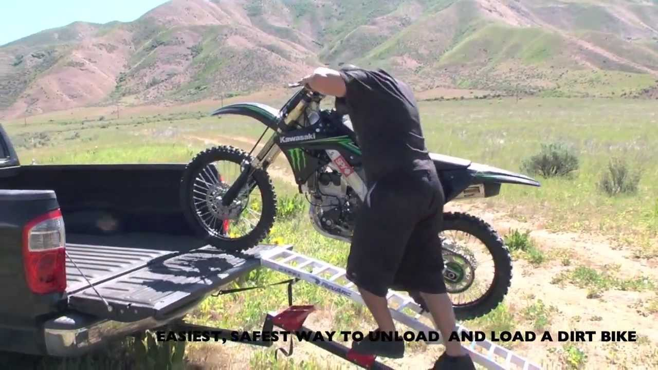 Dirt Bike Ramp >> Revarc Smart Steps Revarc Mx Ramp The Easiest Safest Way To