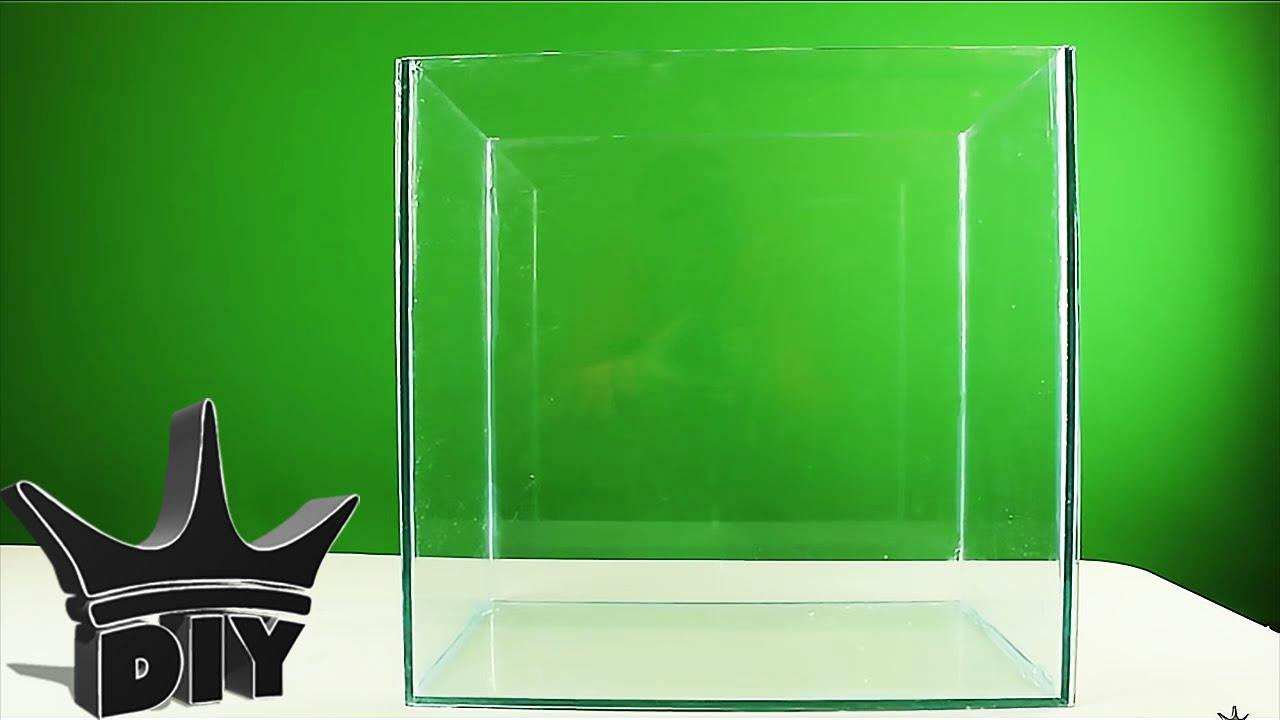 how to build an aquarium glass tutorial youtube. Black Bedroom Furniture Sets. Home Design Ideas