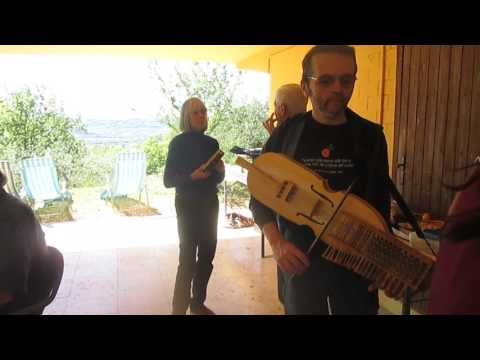 2017 Easter Monday Gathering with improvised music in Paradiso Integrale #4
